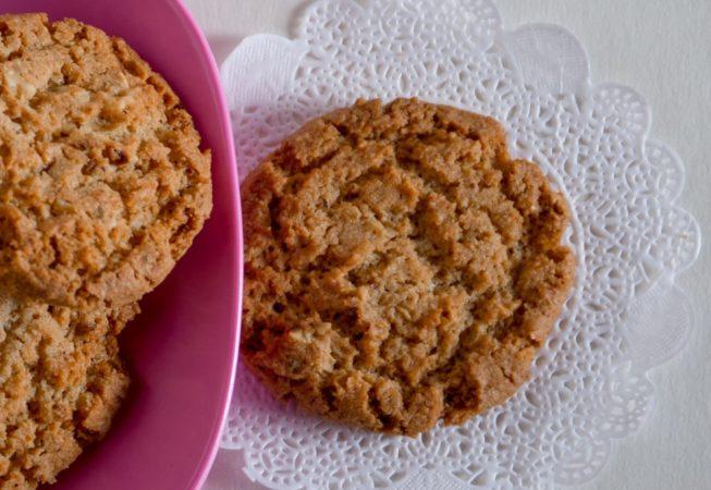 biscuits petit épeautre noisette