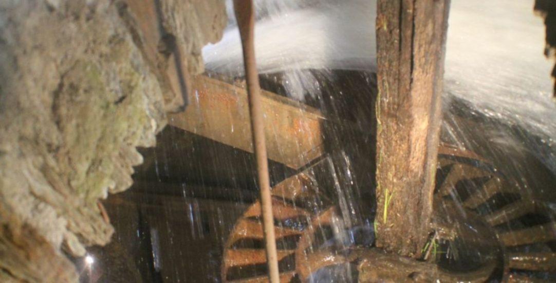 visite du moulin de sinsat en ariege