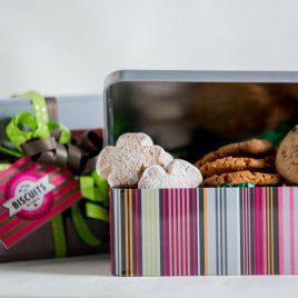 boite cadeau biscuits d'ariege
