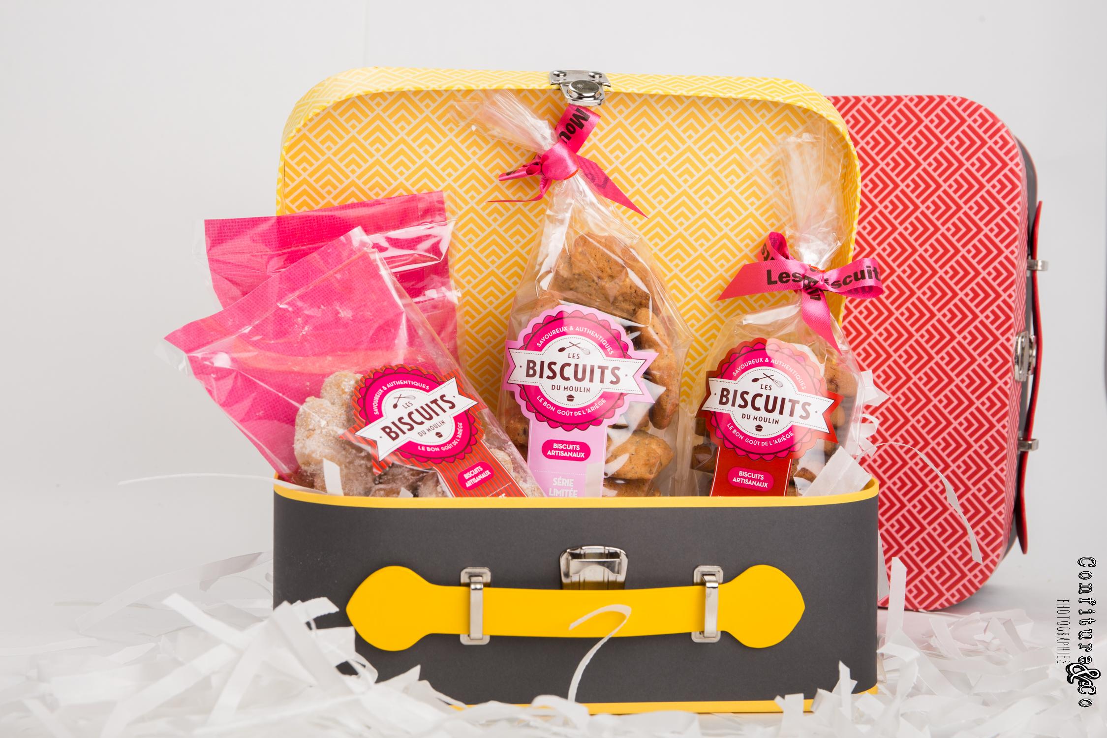 Célèbre Idées cadeaux - Les Biscuits du Moulin AA96
