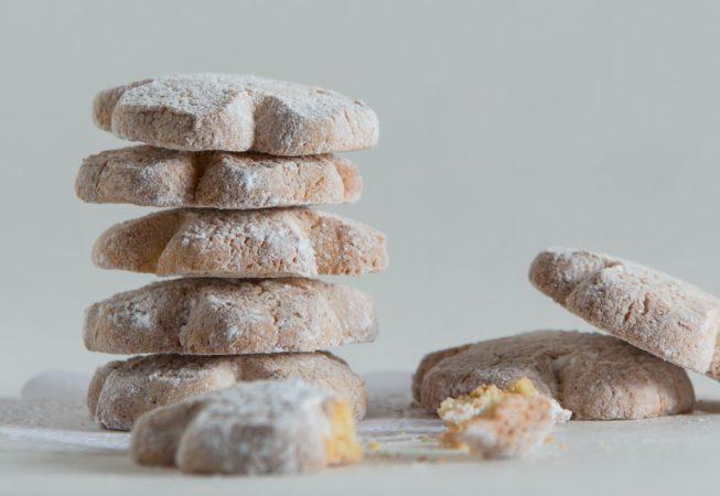 biscuits artisanaux petit épeautre citron