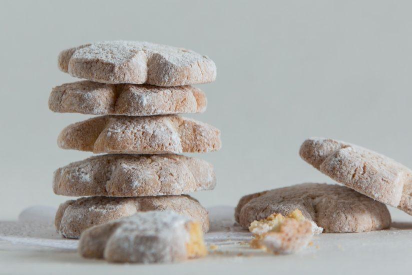 Les biscuits Lantounets