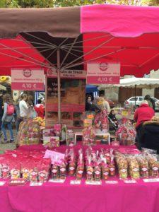marché artisanal ariege