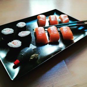 sushis auzat Foix Pamiers Tarascon sur Ariege