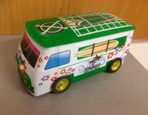 boite métal camping car mai68