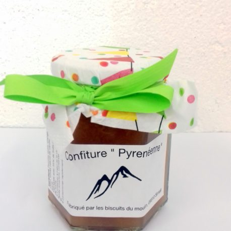 Confiture artisanale La pyrénéenne