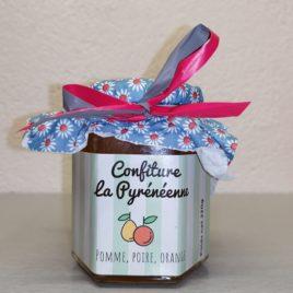 Confiture artisanale «La pyrénéenne»