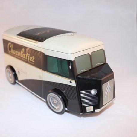 Camionnette chocolatier