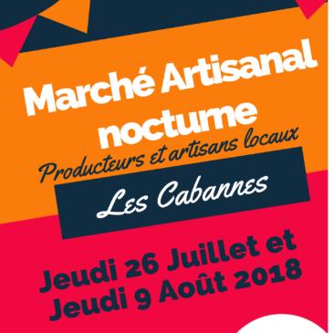 Marchés en Ariège : Les cabannes 26juillet18