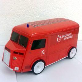 Camion pompiers