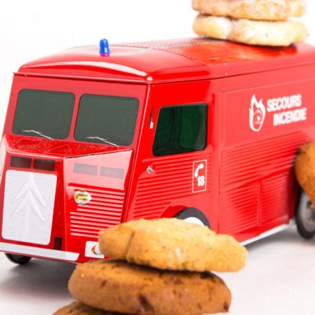 cadeau pompier collectionneur tube HY Pompiers